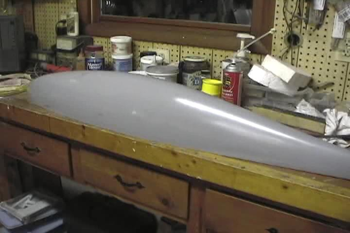 Wingtips for How is fiberglass made